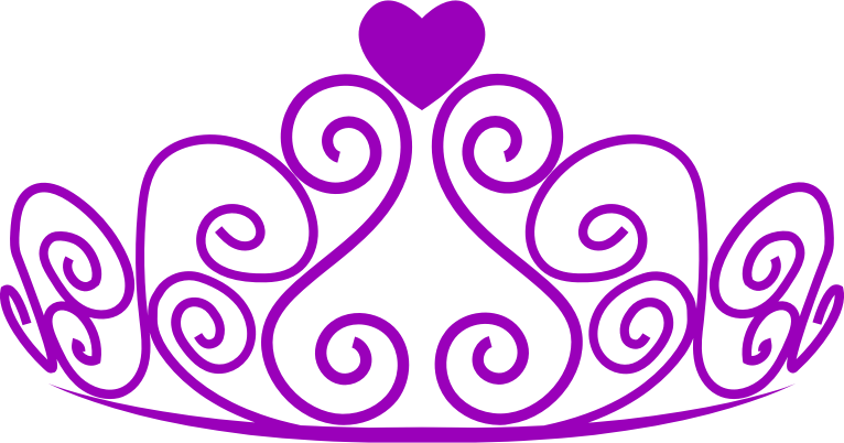 Tiara clipart black and purple png black and white download Tiara Clip Art – Gclipart.com png black and white download