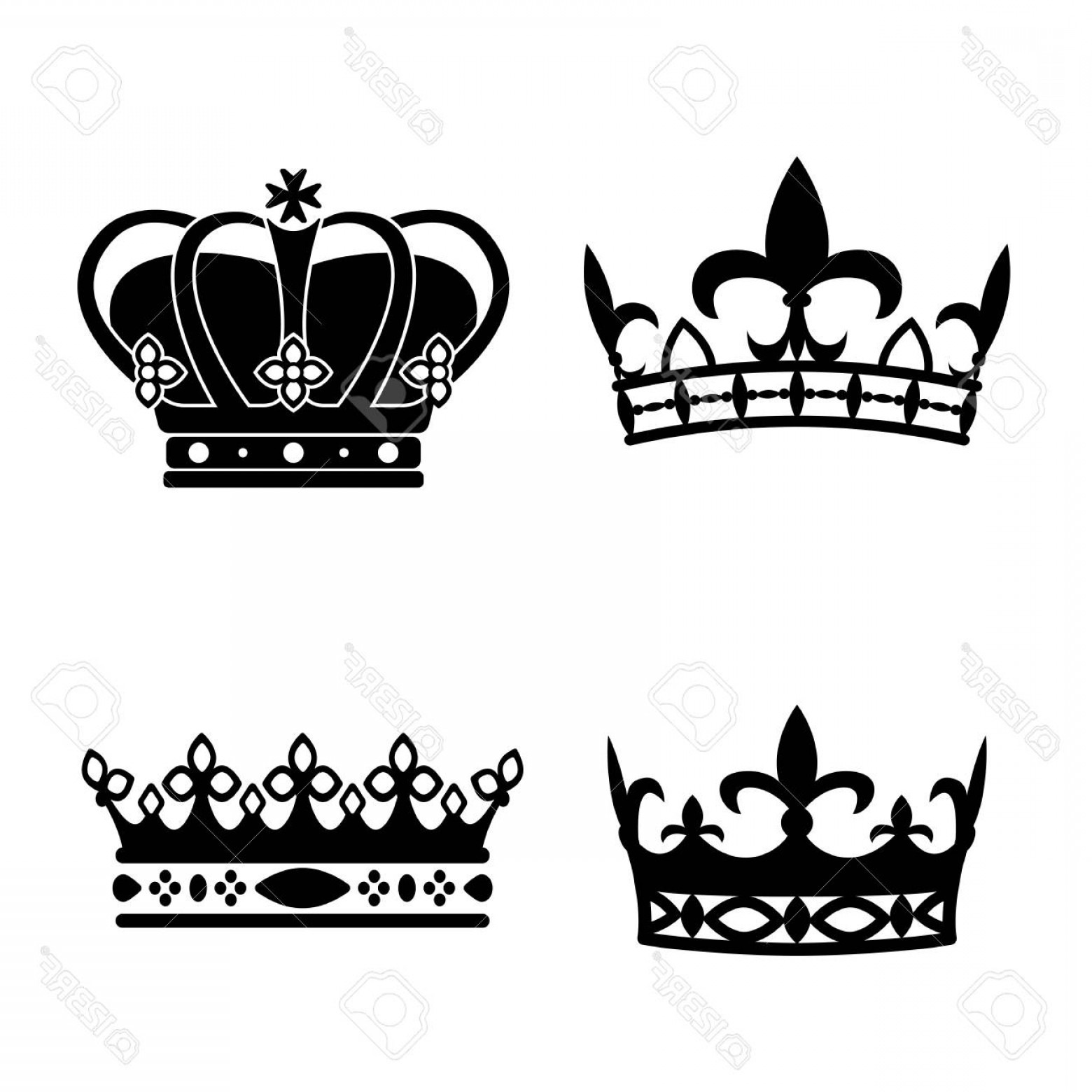 Tiara clipart vector svg royalty free download Crowns Tiaras Clipart Vector | HandandBeak svg royalty free download