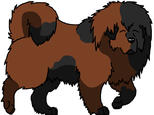 Tibetan mastiff clipart png freeuse download View topic - Tibetan Mastiff Adoptables (OPEN) -customs only ... png freeuse download