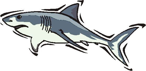 Tiburones clipart picture library library Tiburones Clip Art Gif - Gifs animados tiburones 5883109 picture library library