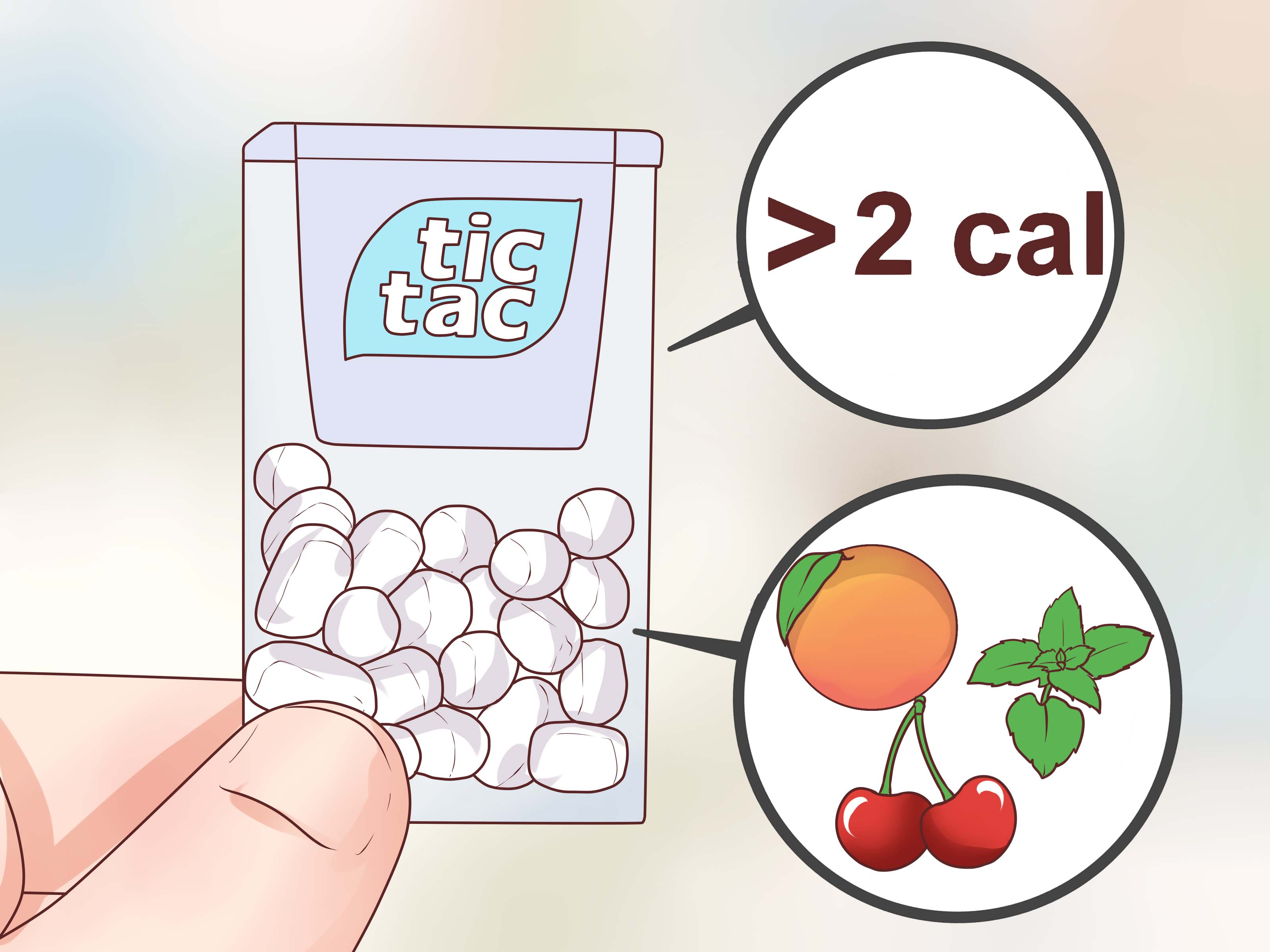 Tic tac candy clipart clip art royalty free library How to Eat a Tic Tac: 5 Steps (with Pictures) - wikiHow clip art royalty free library