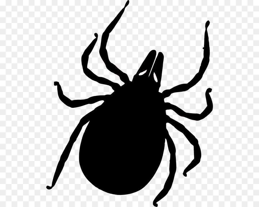 Tick paracite clipart clip black and white download Black Tick clipart - Tick, Line, Graphics, transparent clip art clip black and white download