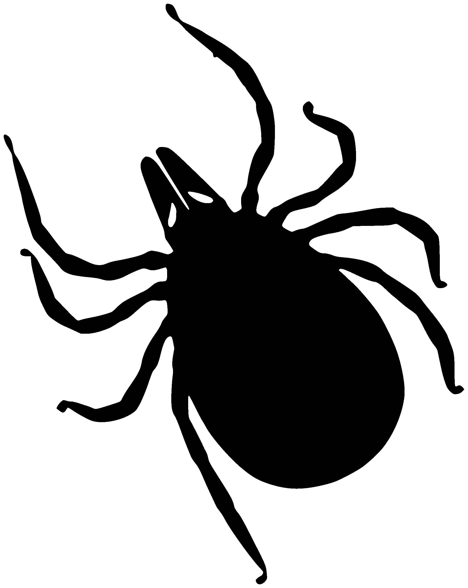 Tick paracite clipart image transparent Tick Clipart for free download – Free Clipart Images image transparent