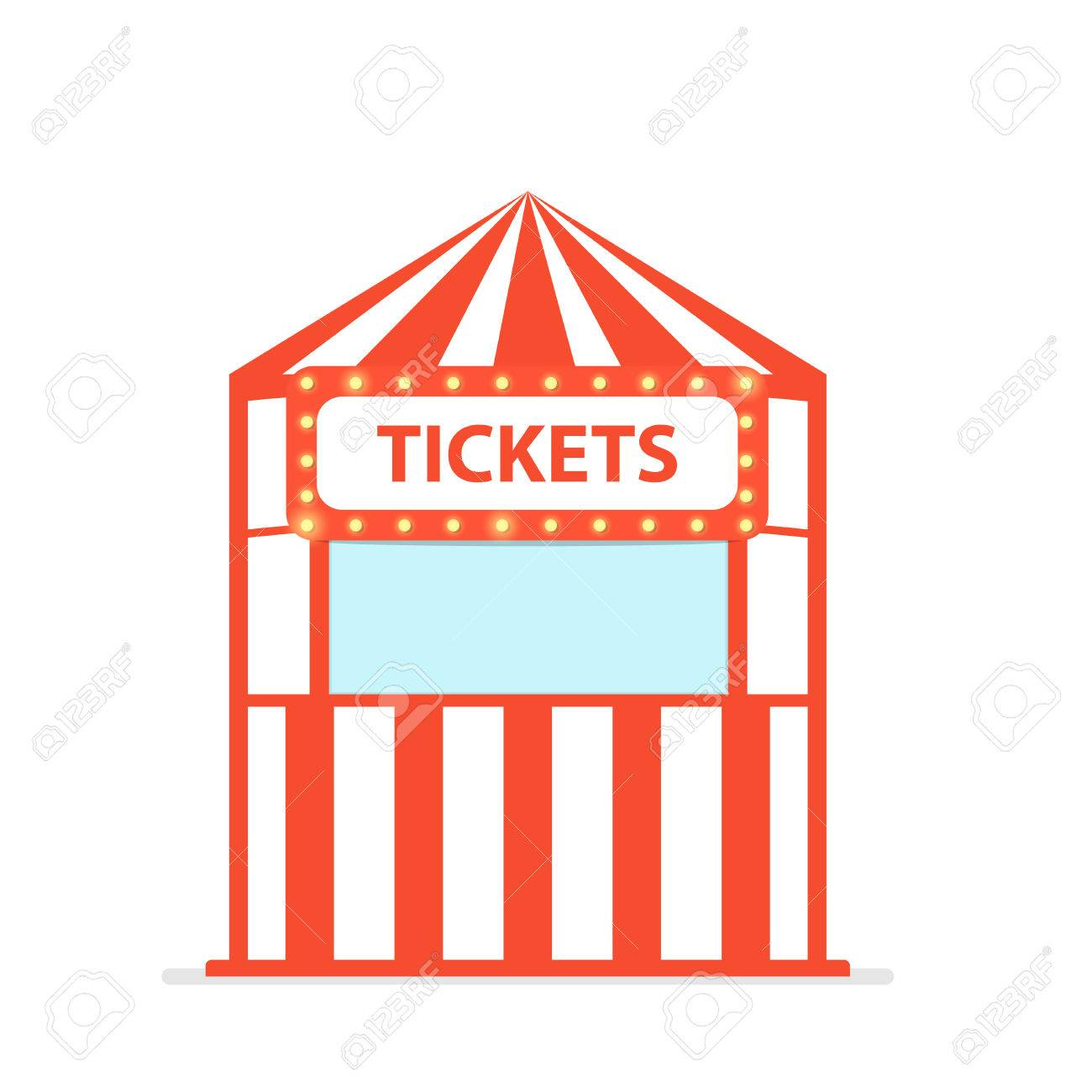 Ticket office clipart clip art free stock Ticket box office » Clipart Station clip art free stock