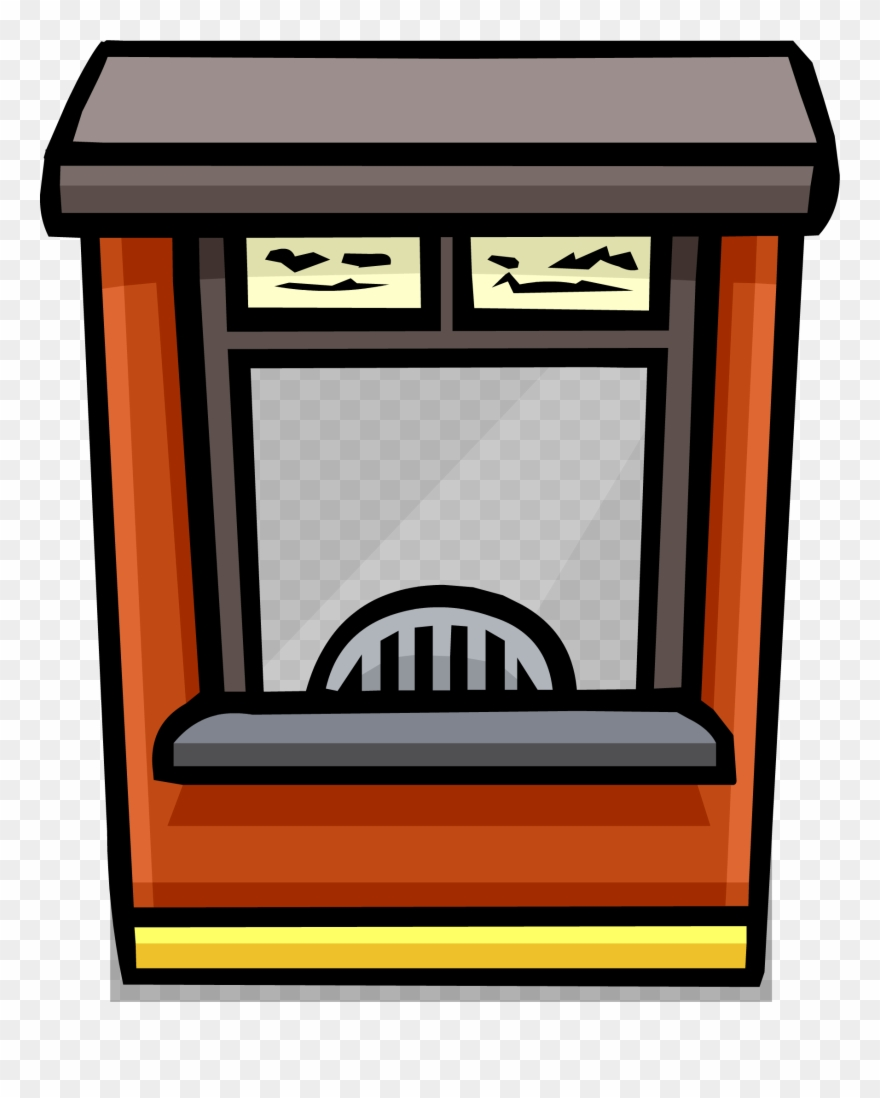 Ticket office clipart image black and white download Collection Of Ticket High Quality Free - Cartoon Transparent ... image black and white download