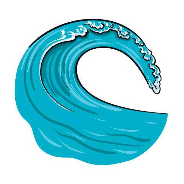 Tidal clipart svg library library Tidal wave clipart 3 » Clipart Station svg library library