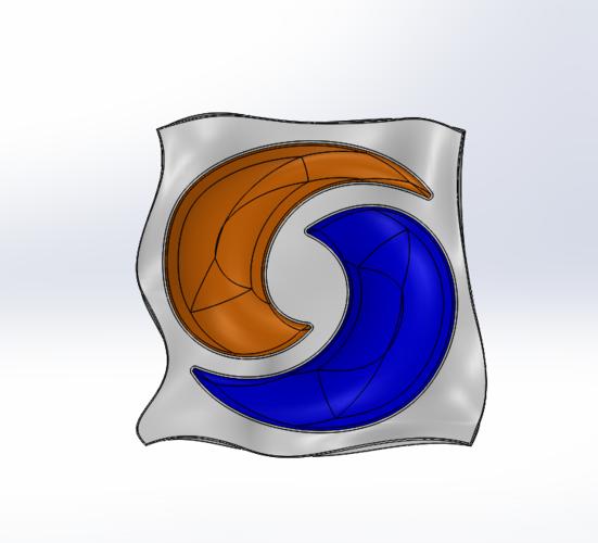 Tide pods clipart clip art free stock 3D Printed TIDE PODS by Tanner | Pinshape clip art free stock