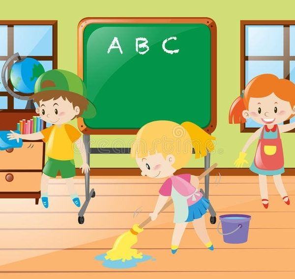 Tidy classroom clipart picture transparent download Clean up classroom clipart 3 » Clipart Station picture transparent download