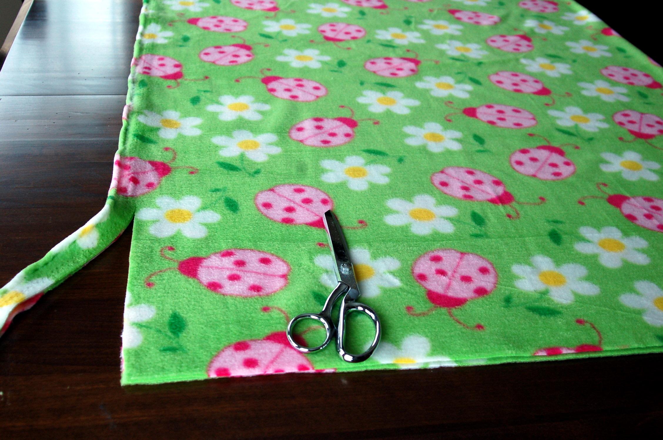 Tie blanket clipart jpg freeuse stock Fringed Fleece Blankets - Pink Polka Dot Creations jpg freeuse stock