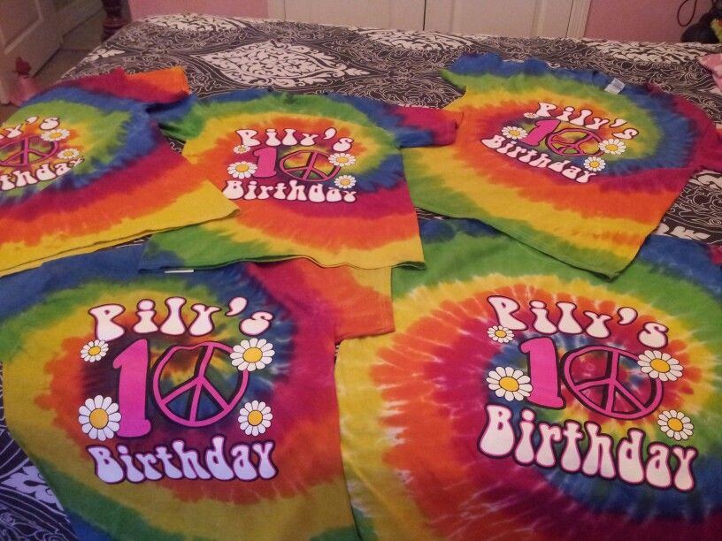 Tie dye birthday ideas & clipart on pinterest png freeuse download Tie dye birthday shirts | Party Ideas | Birthday shirts ... png freeuse download