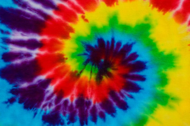 How to Tie Dye A T-Shirt | One Hour Tees image