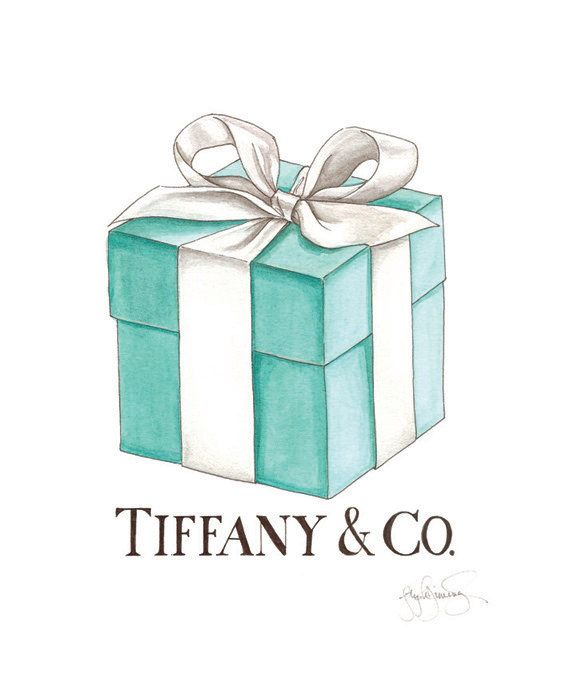Transparent tiffany and co clipart