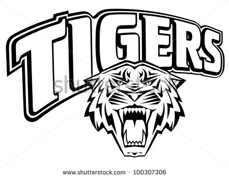 Tiger 1 color clipart clip royalty free stock Tiger 1 color clipart - ClipartFest clip royalty free stock