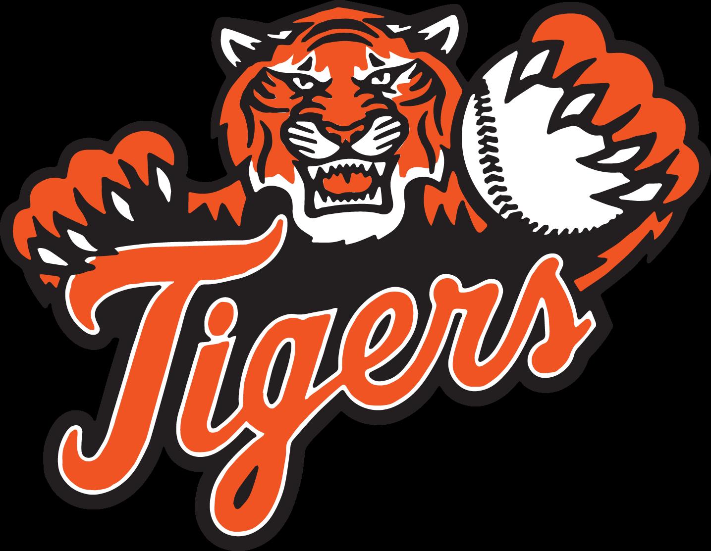 Tiger baseball clipart svg freeuse Tigers baseball clipart svg freeuse