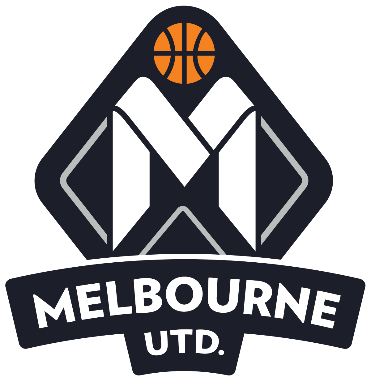 Tiger basketball sayings clipart clip black and white download Melbourne United - Wikipedia clip black and white download