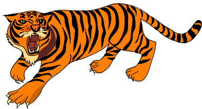 Tiger clipart for kids graphic library download Tiger clipart pictures 1 » Clipart Portal graphic library download
