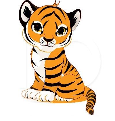 Tiger clipart kostenlos clip royalty free Tiger Clipart Kostenlos - clipartsgram.com clip royalty free