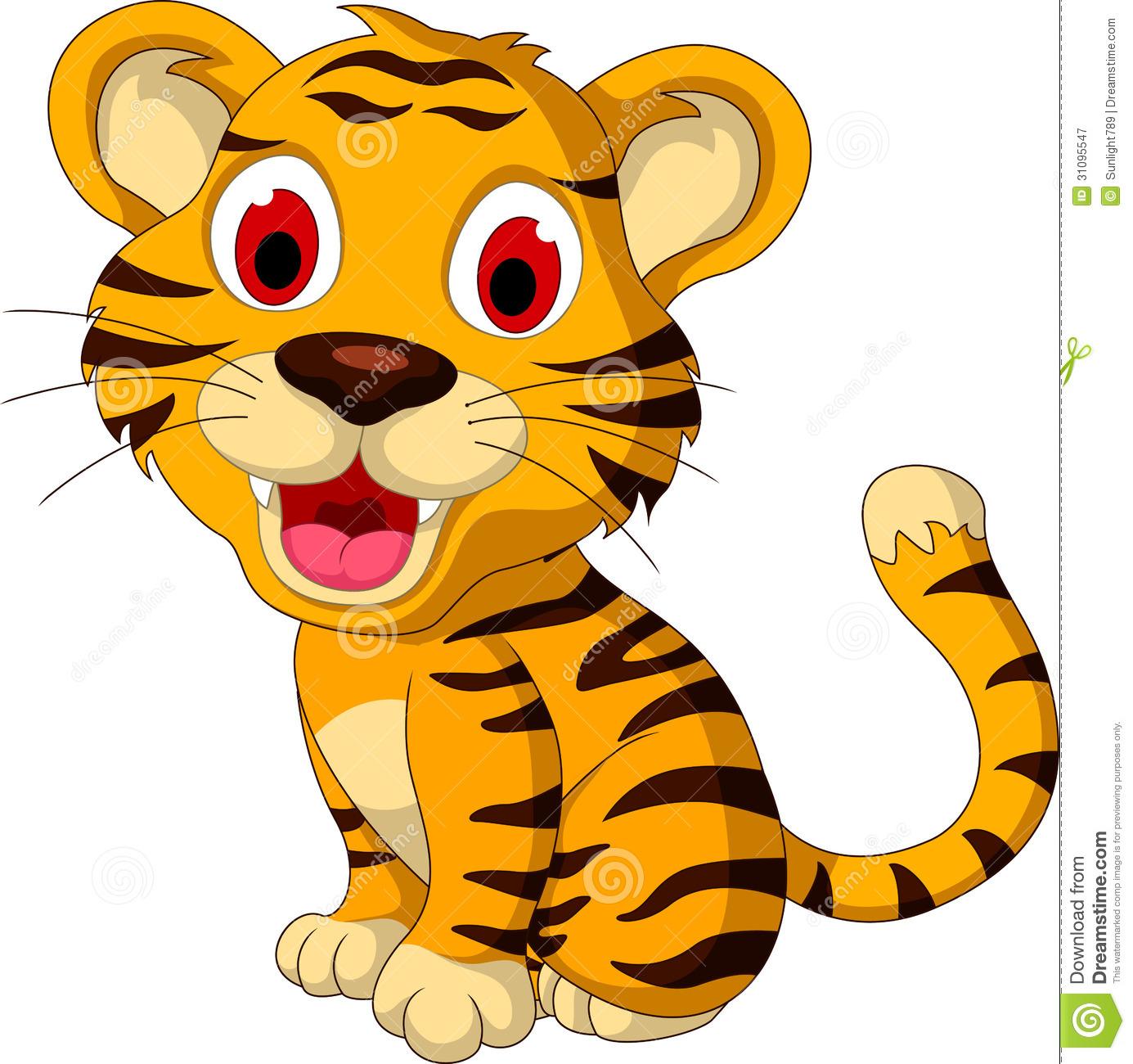 Tiger clipart kostenlos image transparent Cute tiger clipart - ClipartFox image transparent