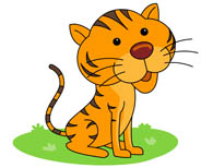 Tiger clipart kostenlos vector library download Free Tiger Clipart - Clip Art Pictures - Graphics - Illustrations vector library download