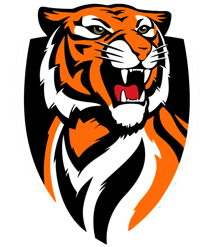 Tiger coming out of basketball clipart jpg free download Strasburg Basketball  jpg free download