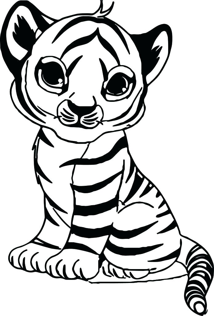 Tiger cub face clipart outline svg freeuse library Collection of Tiger clipart | Free download best Tiger ... svg freeuse library