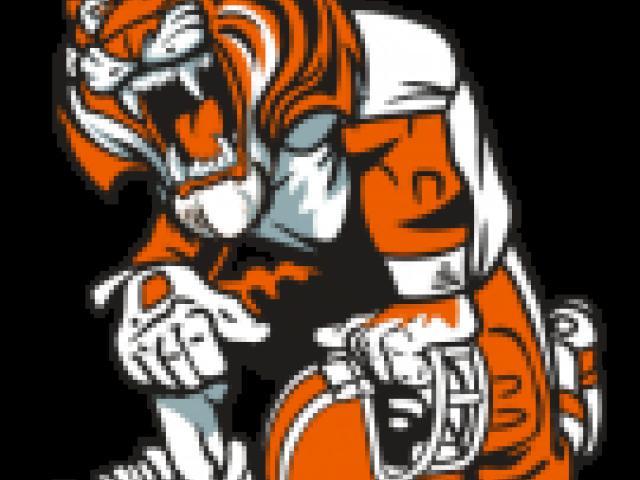 Tiger football clipart clip freeuse Tiger Football Clipart 13 - 450 X 367 | carwad.net clip freeuse