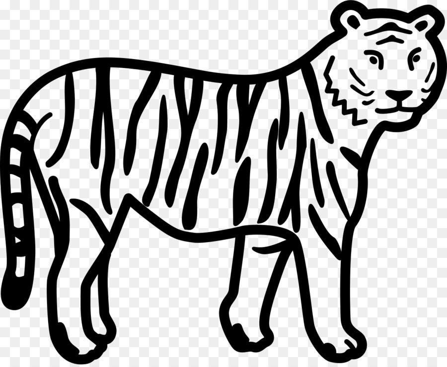 Tiger line clipart banner free stock Book Black And White png download - 1254*1024 - Free ... banner free stock