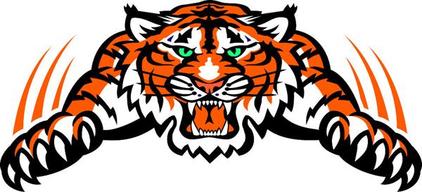 Tiger mascot clipart jpg transparent download Tiger Mascot Clipart & Look At Clip Art Images - ClipartLook jpg transparent download