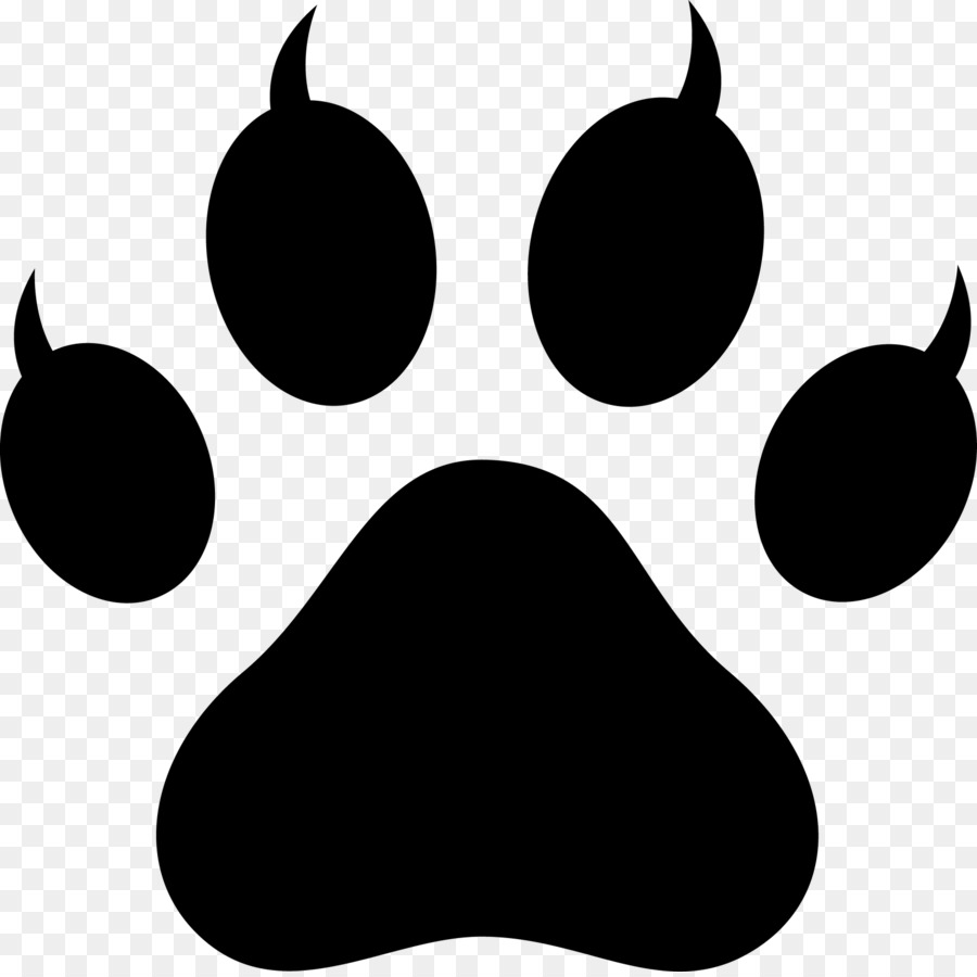 Tiger paw with claws clipart picture free stock Tiger Paw Drawing | Free download best Tiger Paw Drawing on ... picture free stock