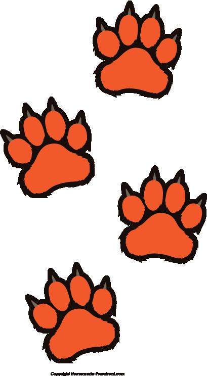 Tiger paws clipart clip transparent download Free Tiger Paw Print, Download Free Clip Art, Free Clip Art ... clip transparent download