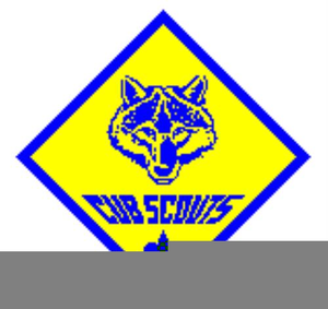 Tiger scout clipart free clipart royalty free Cub Scout Th Anniversary Clipart | Free Images at Clker.com ... clipart royalty free