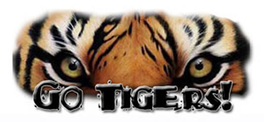 Tiger softball clipart clip freeuse library Havenview Middle School -Athletics clip freeuse library
