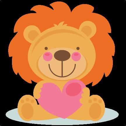 Tiger valentine clipart free download Cute valentine animal clipart png - Clip Art Library free download