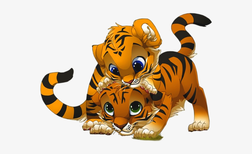 Tiger valentine clipart picture royalty free stock Banner Royalty Free Baby Tiger Clipart - Tigers Clipart ... picture royalty free stock