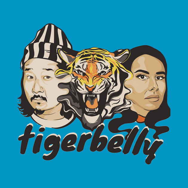 Tigerbelly clipart graphic free TigerBelly Podcast graphic free