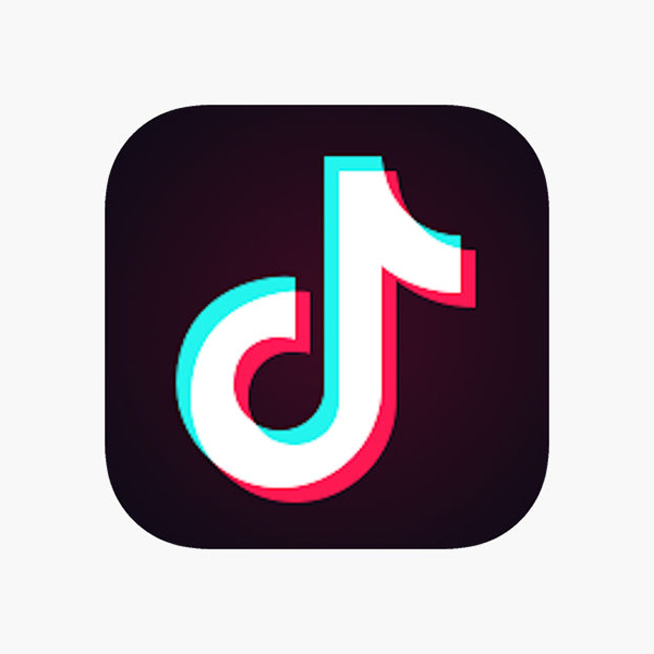 Tik tok logo clipart banner black and white stock Tik Tok App Brings a New Traffic Empire for the Merchants in ... banner black and white stock