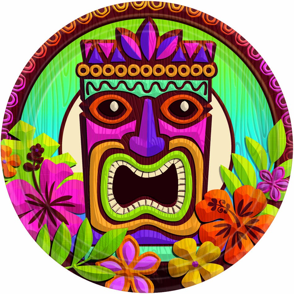 Tiki face clipart svg free library Free Tiki Cliparts, Download Free Clip Art, Free Clip Art on ... svg free library