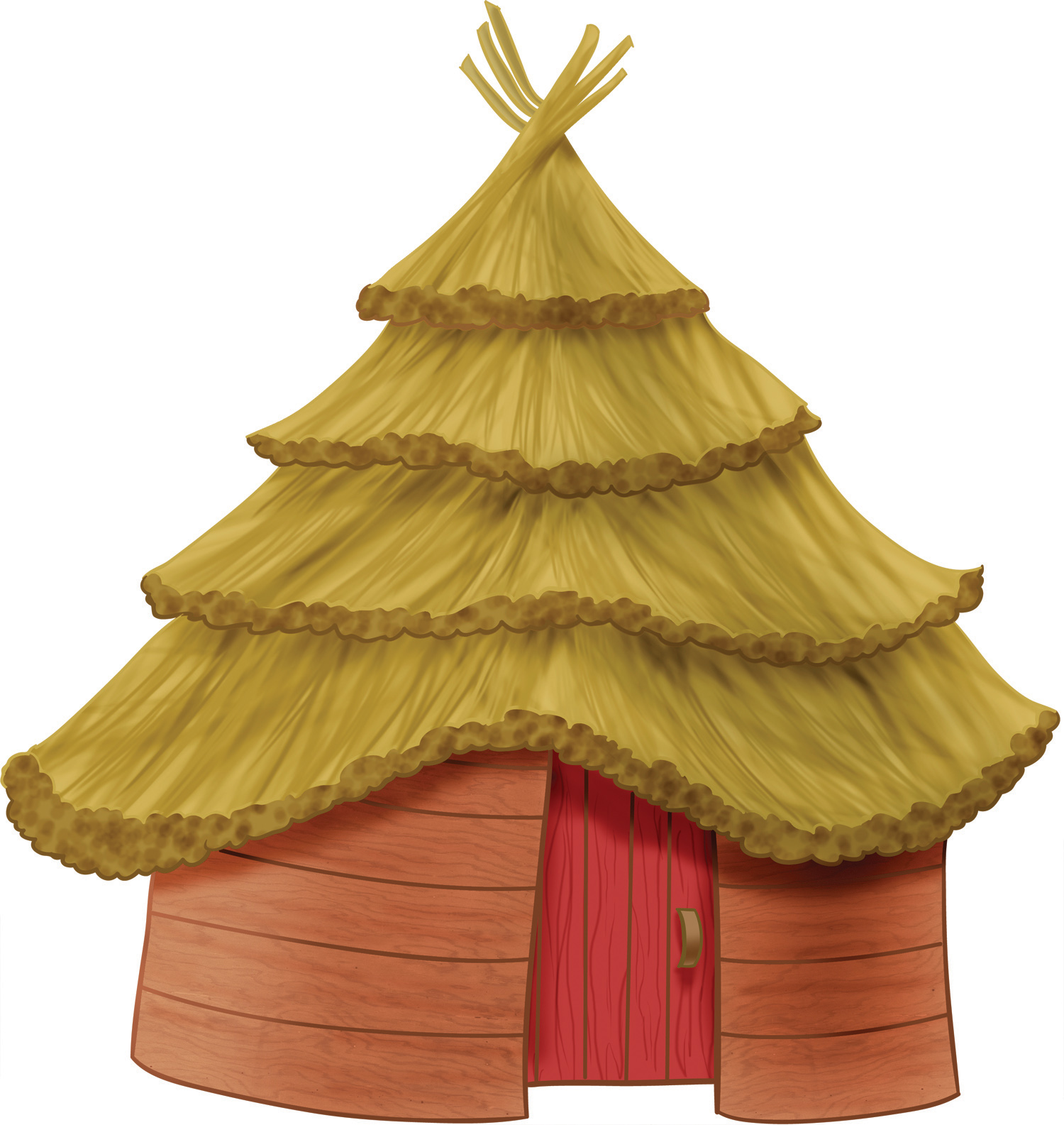 Tiki hut clipart free jpg library stock Free Tiki Hut Cliparts, Download Free Clip Art, Free Clip ... jpg library stock