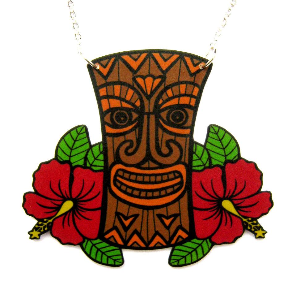 Tiki icon clipart graphic free Hawaiian Tiki Clipart | Free download best Hawaiian Tiki ... graphic free