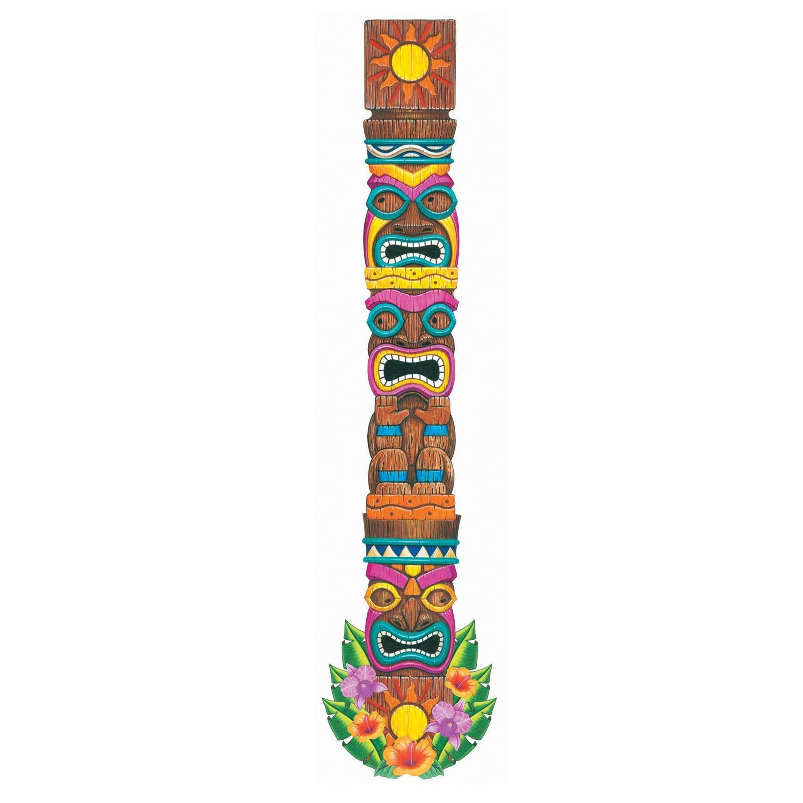 Tiki totem pole clipart vector download 30 Awesome tiki totem pole clipart | Luau | Tiki totem, Luau ... vector download