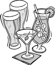 Tikki bar drinks clipart black and white picture library download Free Bar Drinks Cliparts, Download Free Clip Art, Free Clip ... picture library download
