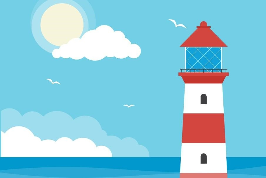 Tillamook lighthouse clipart transparent library Bad Boundaries Make Bad Business. Save Yourself First. Be a ... transparent library