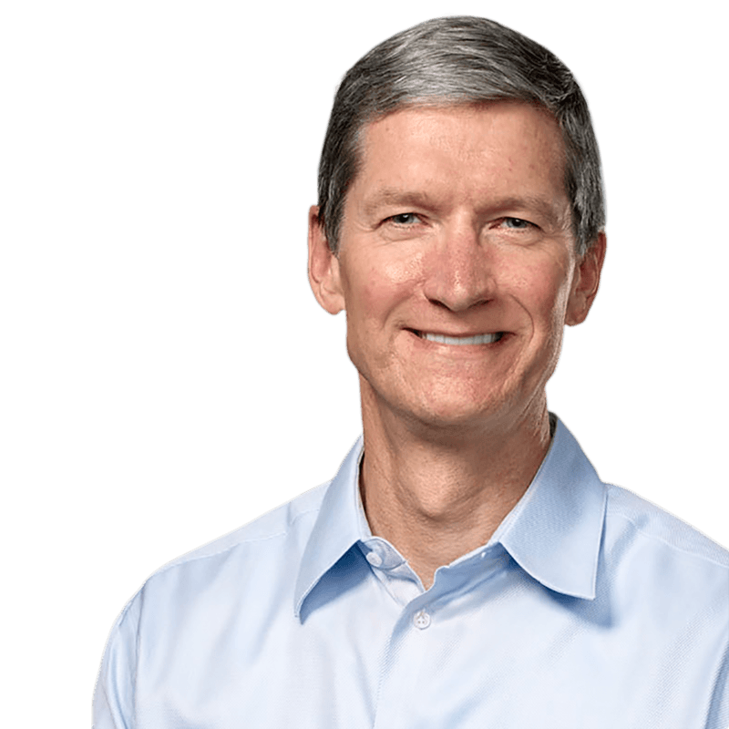 Tim cook clipart png free Tim Cook Smiling transparent PNG - StickPNG png free