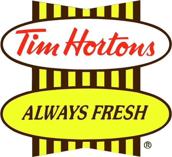 Tim horton-s clipart png transparent library Tim hortons Free vector in Encapsulated PostScript eps ... png transparent library