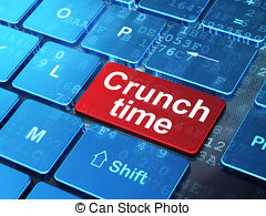 Time crunch clipart jpg library download Crunch time Stock Illustration Images. 167 Crunch time ... jpg library download