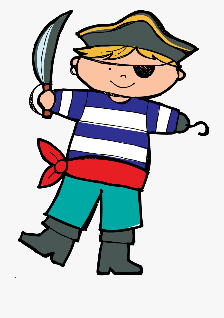 Time flies when you re having rum clipart png clip art freeuse Boy Pirate Clipart It S Time To Think Pirates - Pirates ... clip art freeuse
