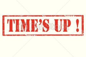 Time is up clipart clipart freeuse stock Times up clipart 2 » Clipart Portal clipart freeuse stock