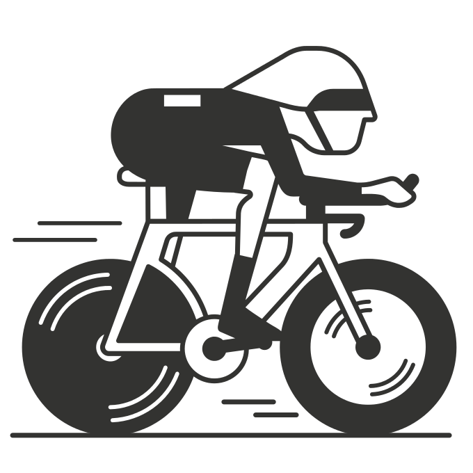 Time trial bicycle clipart clip download Only Three Time Trials Left | Cobourg Cycling Club clip download
