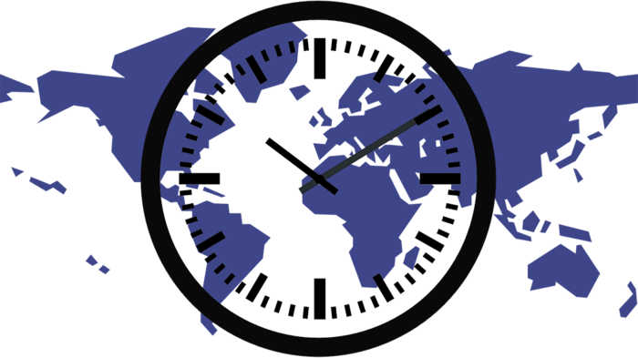 Timezone logo clipart clip freeuse library Universal Time is being proposed for the world that would ... clip freeuse library