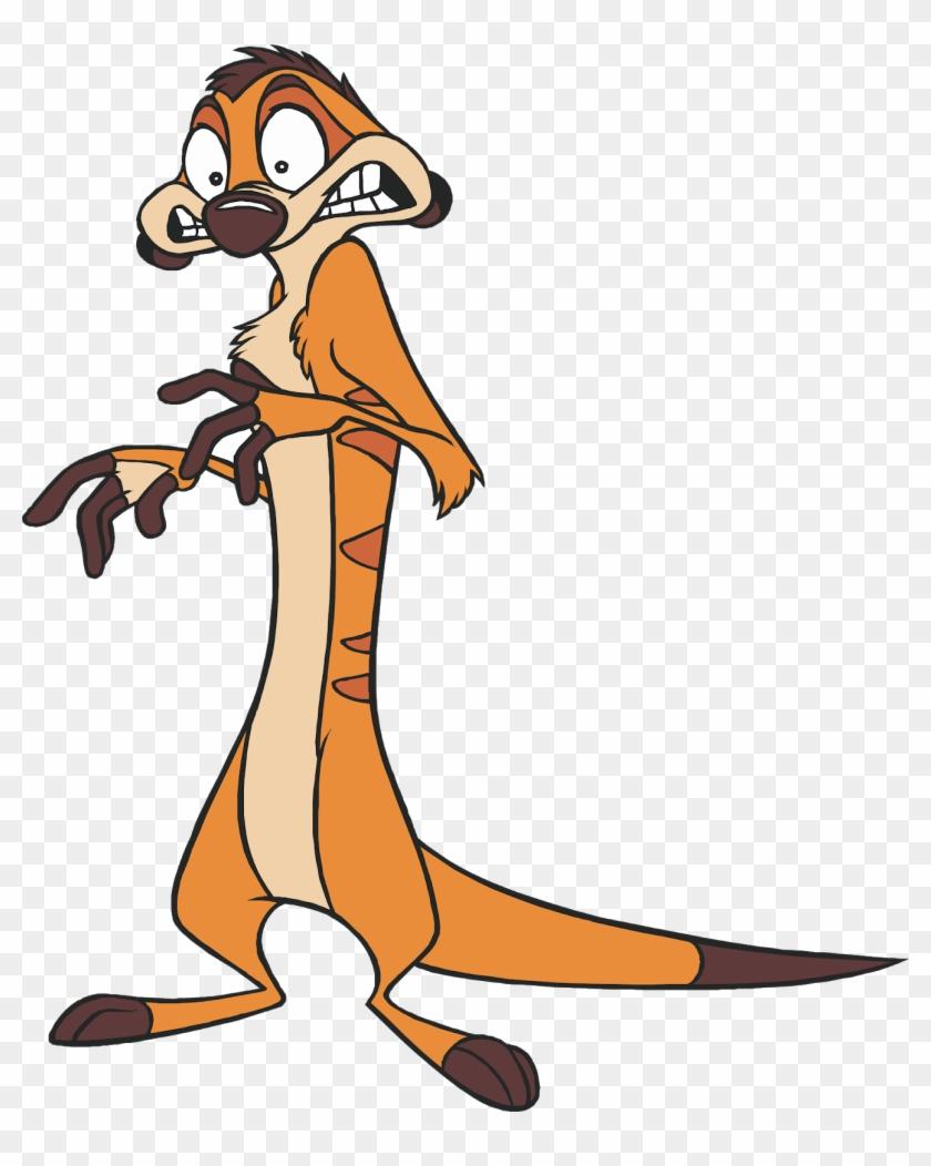 Timo clipart svg freeuse Timon And Pumbaa Cartoon Character, Timon And Pumbaa - Lion ... svg freeuse